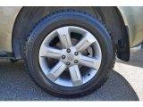 2006 Nissan Murano S AWD Wheel