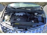 2006 Nissan Murano S AWD 3.5 Liter DOHC 24-Valve VVT V6 Engine