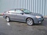 2007 Dark Gray Metallic Chevrolet Malibu LT V6 Sedan #4689312