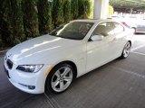 2008 Alpine White BMW 3 Series 335xi Coupe #47252301
