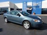 2007 Blue Granite Metallic Chevrolet Cobalt LS Coupe #47251757