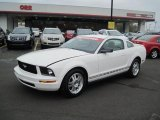 2007 Performance White Ford Mustang V6 Premium Coupe #47251882