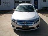 2011 Ingot Silver Metallic Ford Fusion SE #47252098