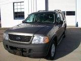 2003 Mineral Grey Metallic Ford Explorer XLS 4x4 #47252102