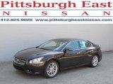 2010 Crimson Black Nissan Maxima 3.5 SV Premium #47251949