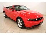 2010 Ford Mustang GT Convertible Data, Info and Specs