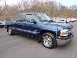 1999 Indigo Blue Metallic Chevrolet Silverado 1500 LS Extended Cab #47292068