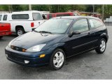 2003 Ford Focus ZX3 Coupe Front 3/4 View