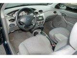 2003 Ford Focus ZX3 Coupe Medium Graphite Interior