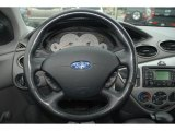 2003 Ford Focus ZX3 Coupe Steering Wheel