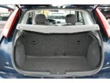 2003 Ford Focus ZX3 Coupe Trunk