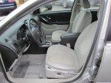 2007 Chevrolet Malibu LTZ Sedan Titanium Gray Interior