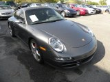 2008 Meteor Grey Metallic Porsche 911 Carrera S Coupe #47292324