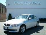 2011 Titanium Silver Metallic BMW 3 Series 328i xDrive Coupe #47291917