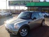 2007 Sparkling Silver Metallic Mini Cooper Hardtop #47292107