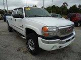 2005 GMC Sierra 2500HD Summit White