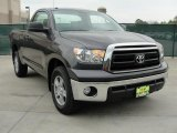 2011 Magnetic Gray Metallic Toyota Tundra SR5 Regular Cab #47292115