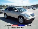 2011 Gold Mist Metallic Buick Enclave CXL AWD #47292361