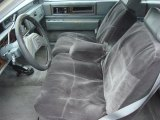 1989 Cadillac DeVille Interiors