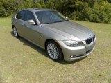 2009 Platinum Bronze Metallic BMW 3 Series 335i Sedan #47291829