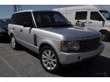 2004 Zambezi Silver Metallic Land Rover Range Rover HSE #47292374