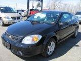 2007 Black Chevrolet Cobalt LS Coupe #47292597