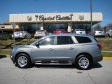 2008 Blue Gold Crystal Metallic Buick Enclave CX AWD #47292001