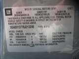 2008 Buick Enclave CX AWD Info Tag