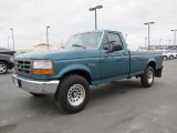 1991 Ford F250 Regular Cab 4x4 Data, Info and Specs