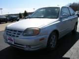 2004 Hyundai Accent Coupe