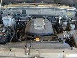 2001 Isuzu Trooper Engines