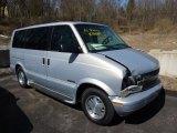 2000 Silvermist Metallic Chevrolet Astro Passenger Van #47292056