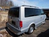 2000 Chevrolet Astro Silvermist Metallic