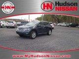 2011 Graphite Blue Nissan Murano SL #47350053