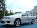 2010 Smokestone Metallic Ford Fusion SEL V6 #47350612