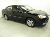 2007 Black Chevrolet Malibu LT Sedan #47350955