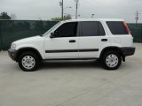 2001 Honda CR-V Taffeta White