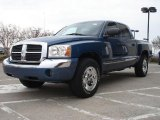 2005 Dodge Dakota Laramie Quad Cab Data, Info and Specs