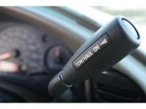 2001 Chevrolet Astro LT AWD Passenger Van 4 Speed Automatic Transmission
