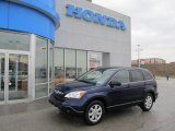2009 Royal Blue Pearl Honda CR-V EX 4WD #47350648