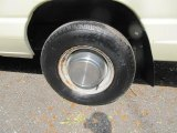 Ford Econoline Wheels and Tires