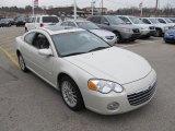 2005 Chrysler Sebring Satin White Pearl