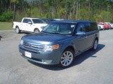 2010 Steel Blue Metallic Ford Flex Limited #47351017