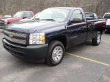 2011 Imperial Blue Metallic Chevrolet Silverado 1500 Regular Cab #47350504