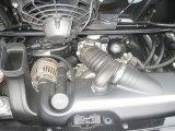 2007 Porsche 911 Targa 4 3.6 Liter DOHC 24V VarioCam Flat 6 Cylinder Engine
