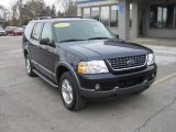 2003 True Blue Metallic Ford Explorer XLT 4x4 #47350840
