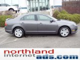 2011 Sterling Grey Metallic Ford Fusion SE #47350537