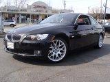 2008 Black Sapphire Metallic BMW 3 Series 328xi Coupe #47350543