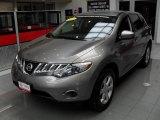 2010 Platinum Graphite Metallic Nissan Murano S AWD #47351044