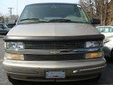 2001 Chevrolet Astro Light Pewter Metallic
